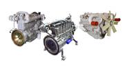 Запасные части и комплектующие к генераторам и электростанциям